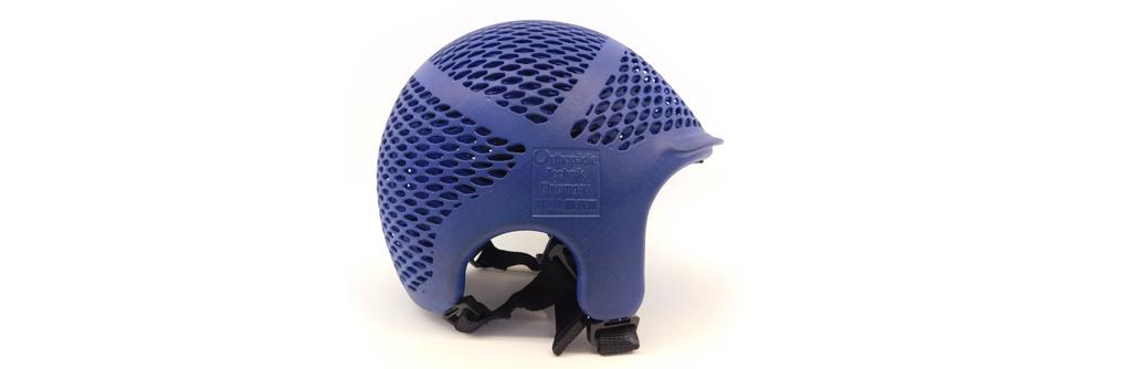 3D Druck Helm