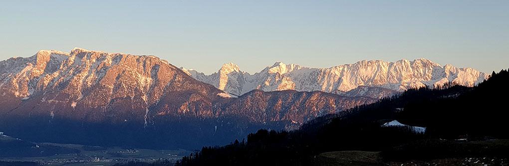 Alpenvorland Chiemgau